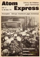 Atom Express 16, Oktober 1979