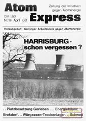 Atom Express 19, April 1980