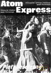 Atom Express 20, Juni 1980