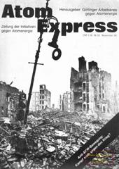 Atom Express 22, November 1980