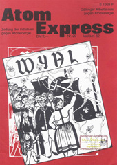 Atom Express 29, Mai/Juni 1982