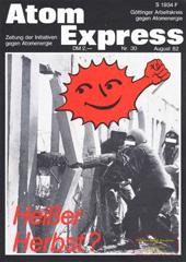 Atom Express 30, August 1982