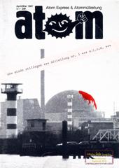 Atom, Nr. 15, April/Mai 1987: Tschernobyl und die Folgen, Radioaktive Molke, Atommüllkonferenz, Stade