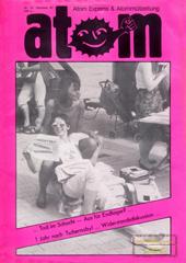 Atom, Nr. 16, Sommer 1987; Salzstock Gorleben, Ein jahr nach Tschernobyl, Widerstandsdiskussion