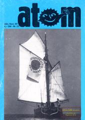 Atom, Nr. 23, Oktober 1988; Schwerpunkt Wackersdorf; Schwerpunkt Brokdorf; Schwerpunkt Startbahn-Schuesse