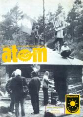 Atom, Nr. 28, November 1989: Widerstand in Frankreich; AntiAtom Seminar in Moskau; Muelheim-Kaerlich; Schwerpunkt: Wendland; Schwerpunkt: kriminalisierung