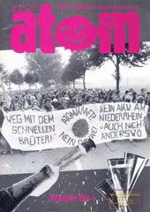 Atom, Nr. 35, Mai 1991; Atomenergie aus der Krise, Bewegung am Ende?, wenn der Castor kommt, Stade lauft weiter, Tschernobyl, Anti-Krieg