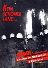 Atom, Nr. 40, Sondernummer 1993: Rassismus und Neofaschismus in Deutschland