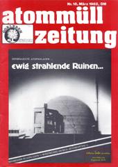 Atommuellzeitung 18, März 1982