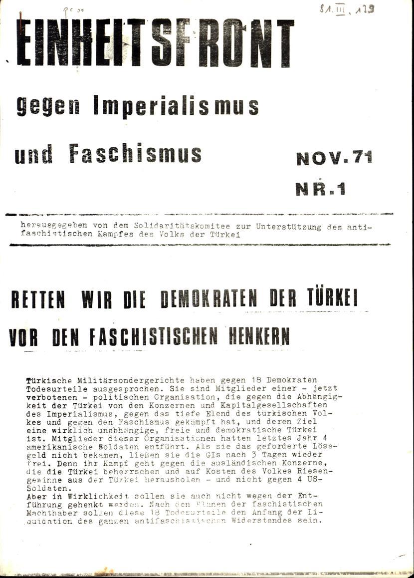 Bayern_Solikomitee_Tuerkei_Einheitsfront_1971_01_01