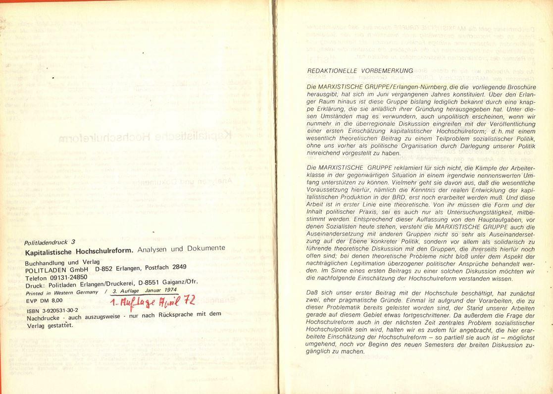 Erlangen_1972_Hochschulreform003