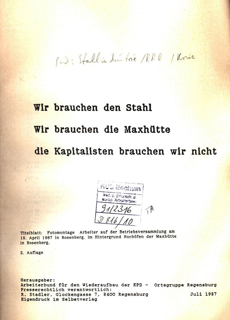 Regensburg_AB_1987_Maxhuette_02