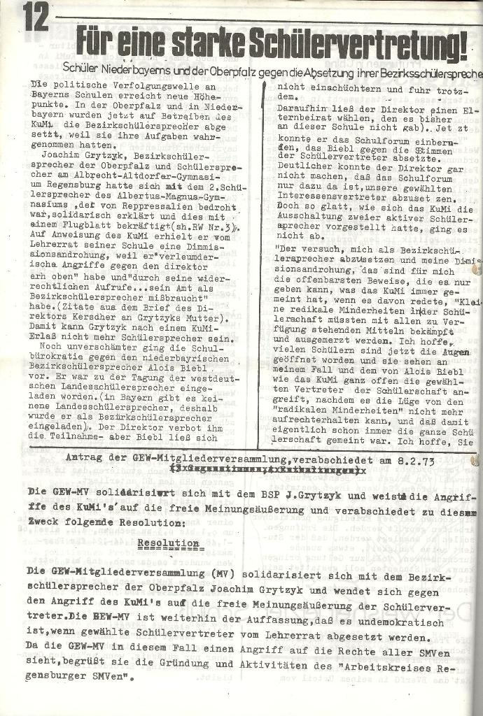 Roter Weg _ Organ der Roten Schülerfront, Nr.4, 1973, Seite 12