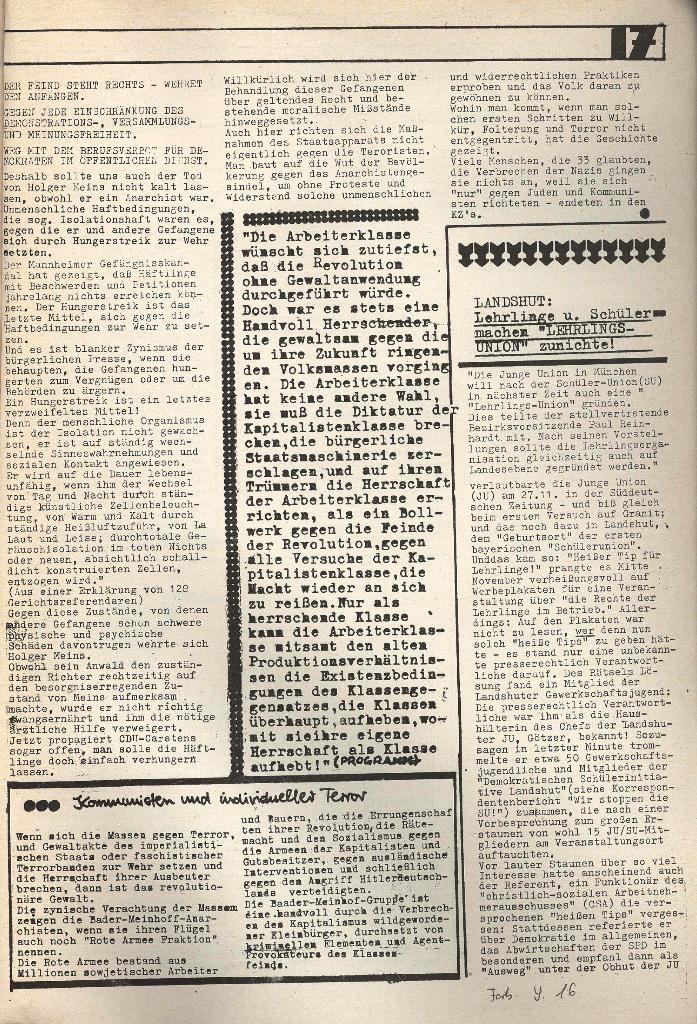 Roter Weg _ Organ der Roten Schülerfront, o. O., o. J., Seite 17