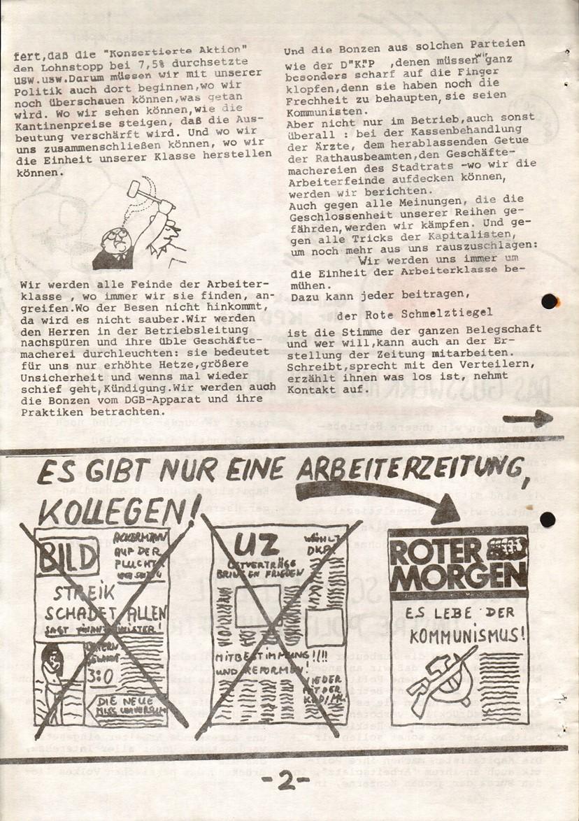 Kitzingen_KPDML_Schmelztiegel_1972_01_02