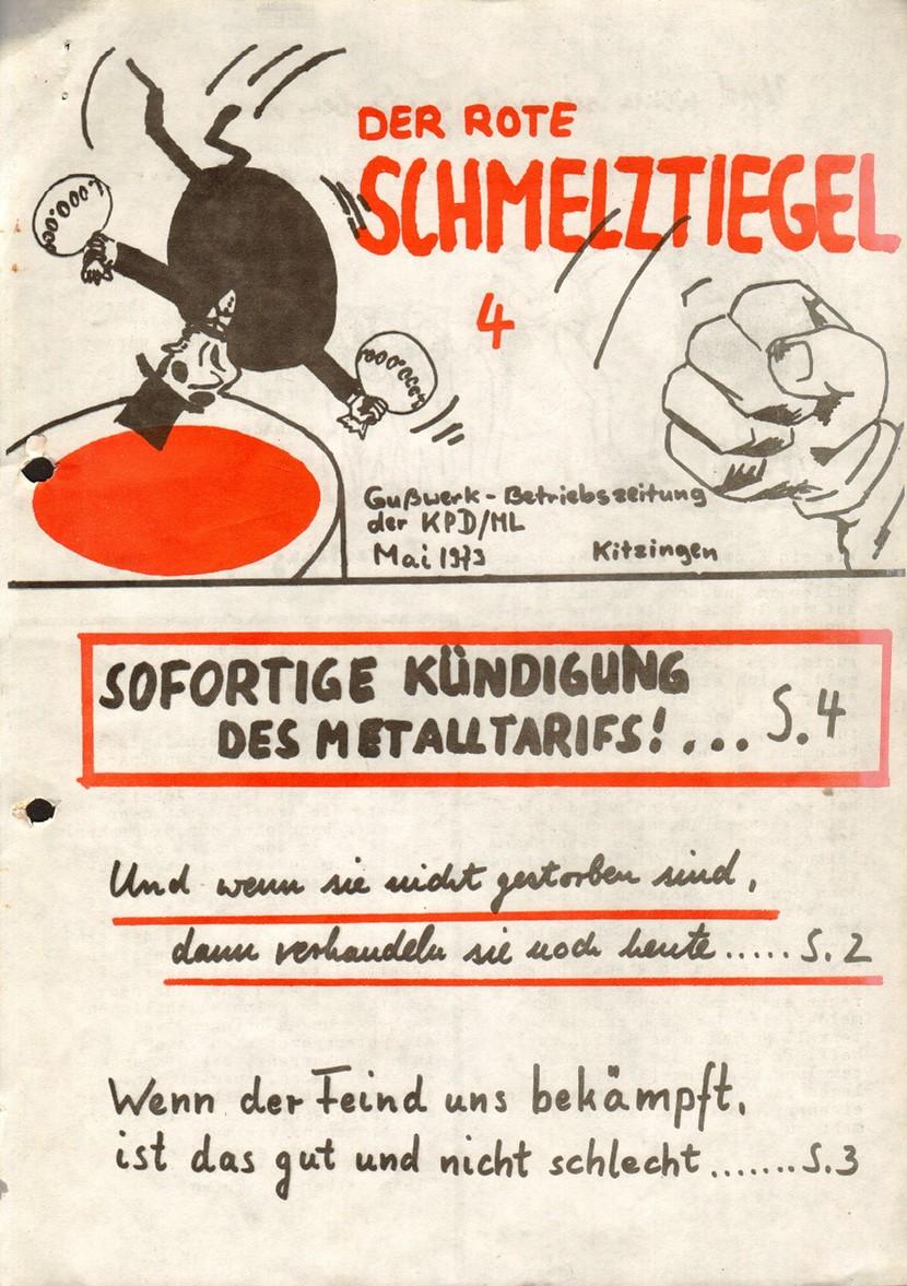 Kitzingen_KPDML_Schmelztiegel_1973_04_01