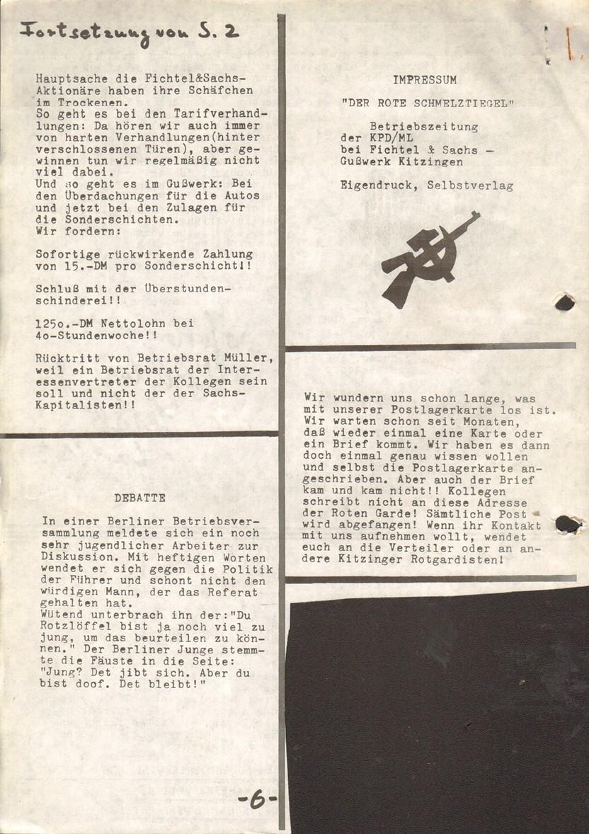 Kitzingen_KPDML_Schmelztiegel_1973_04_06