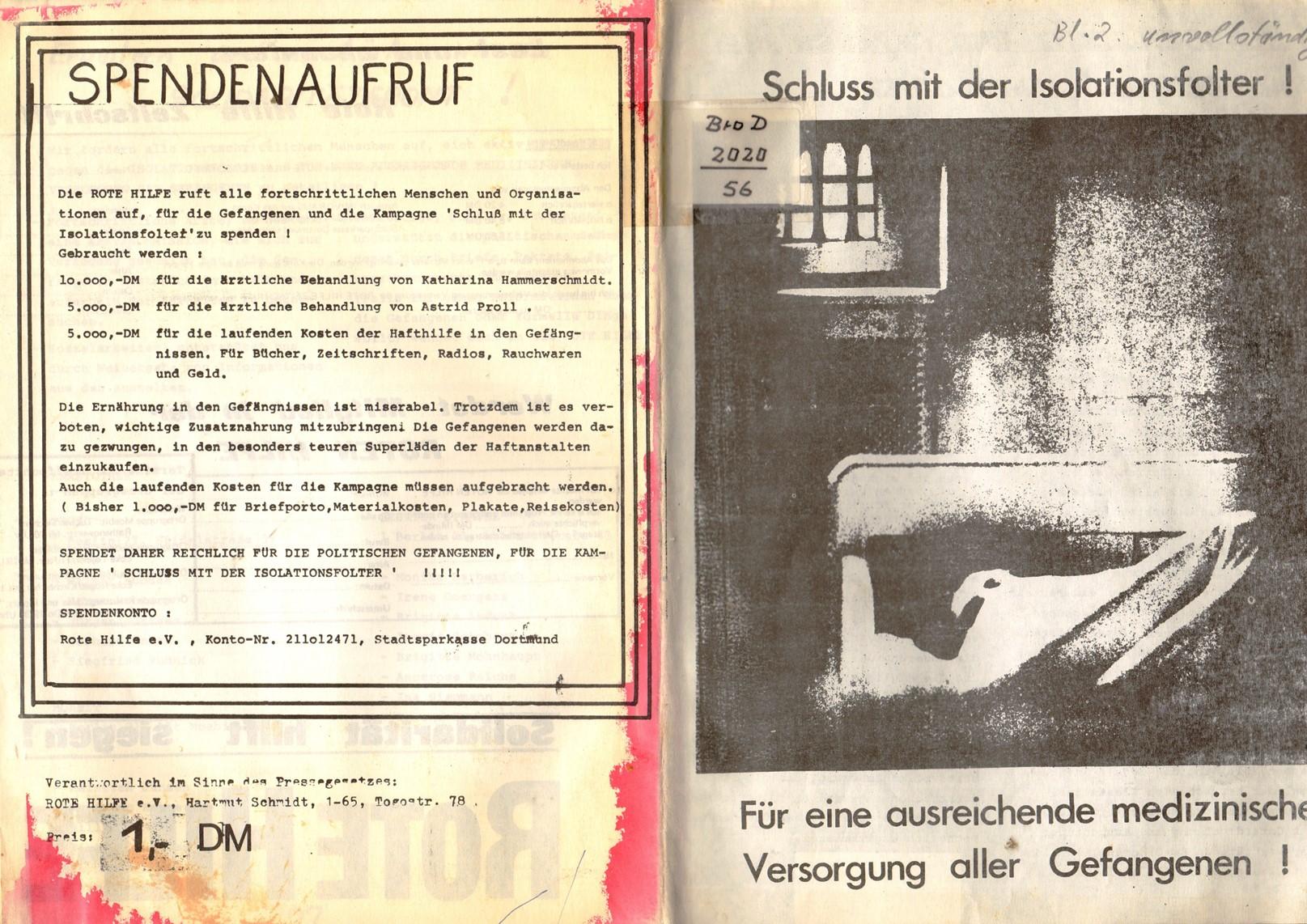 Berlin_RHeV_1974_Schluss_mit_der_Isolationsfolter_01