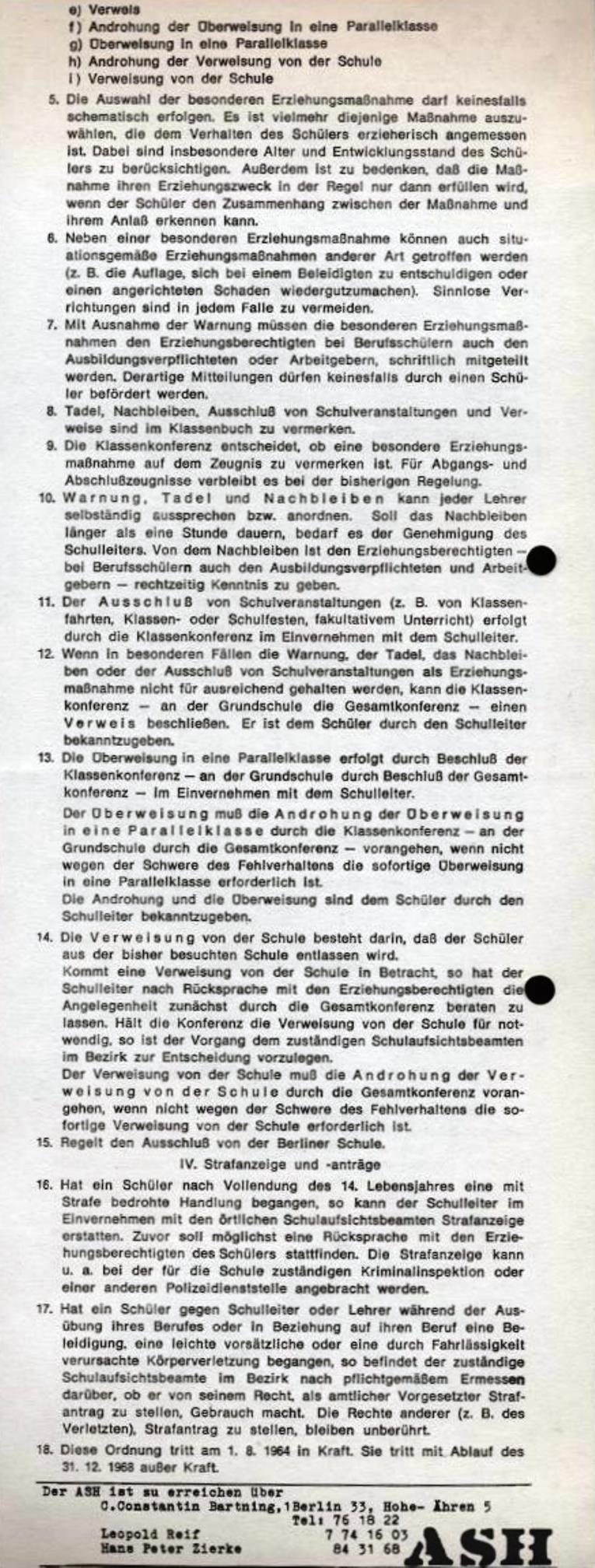 ASH, März 1968, Nr. 4, Seite 2
