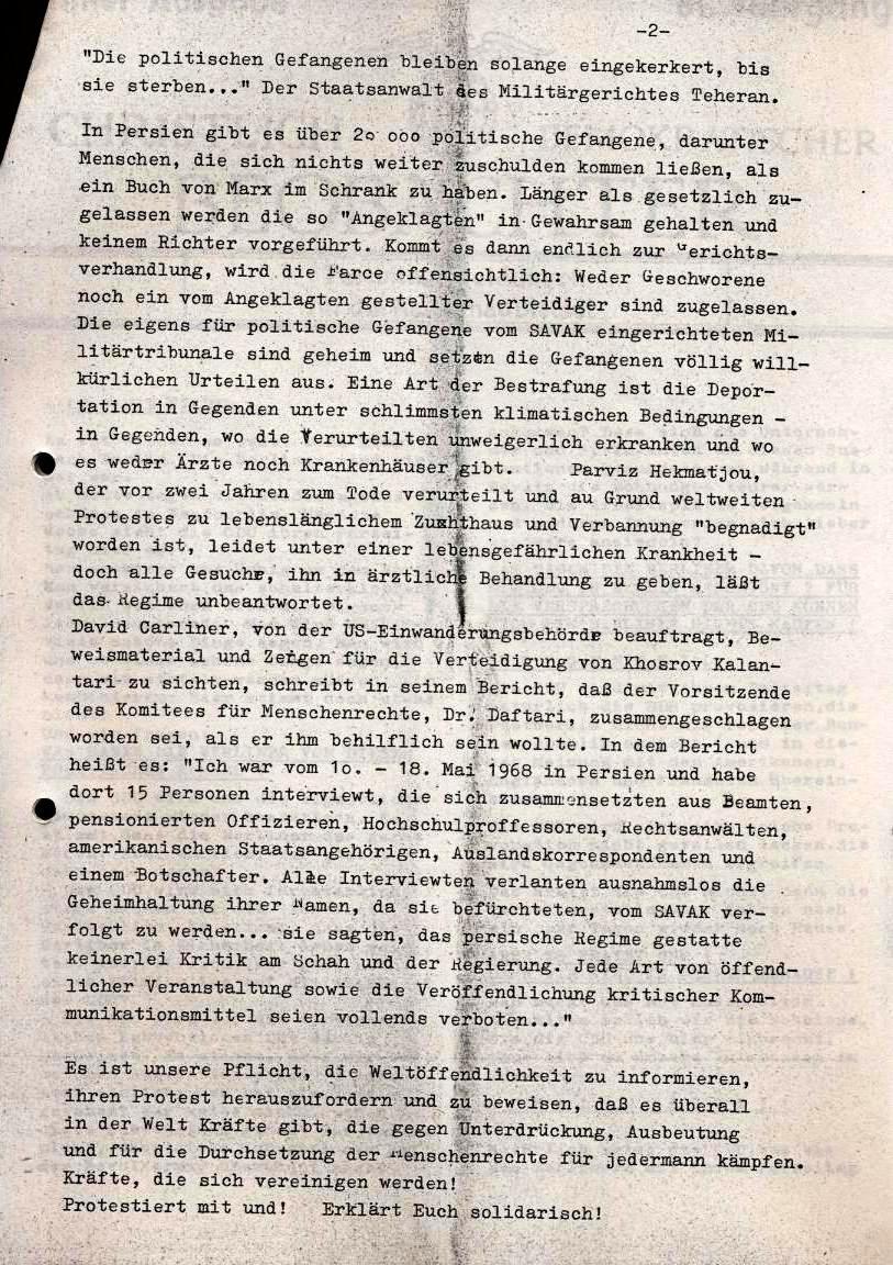 Nachrichtenblatt, Nr. 12, Berlin, 1968, Seite 4
