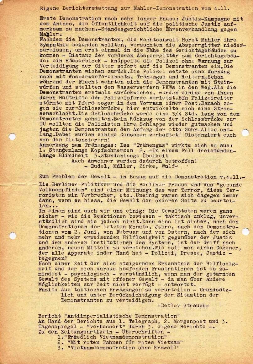 Nachrichtenblatt, Nr. 13, Berlin, 1968, Seite 2
