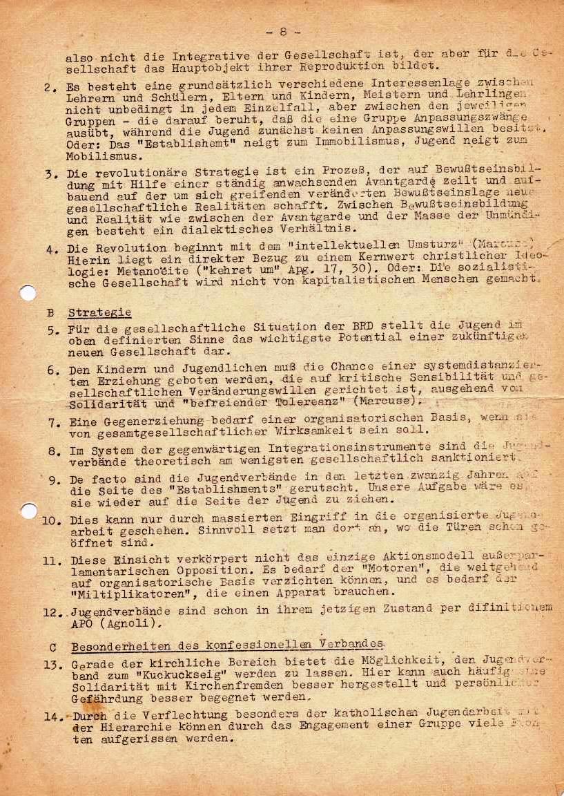 Nachrichtenblatt, Nr. 13, Berlin, 1968, Seite 4