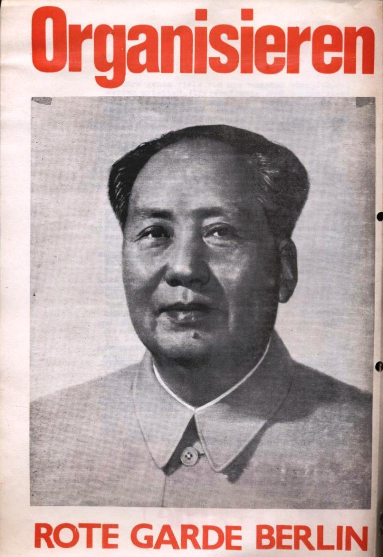 Zeitung der Roten Garde Berlin, Nr. 1/1969, S. 10