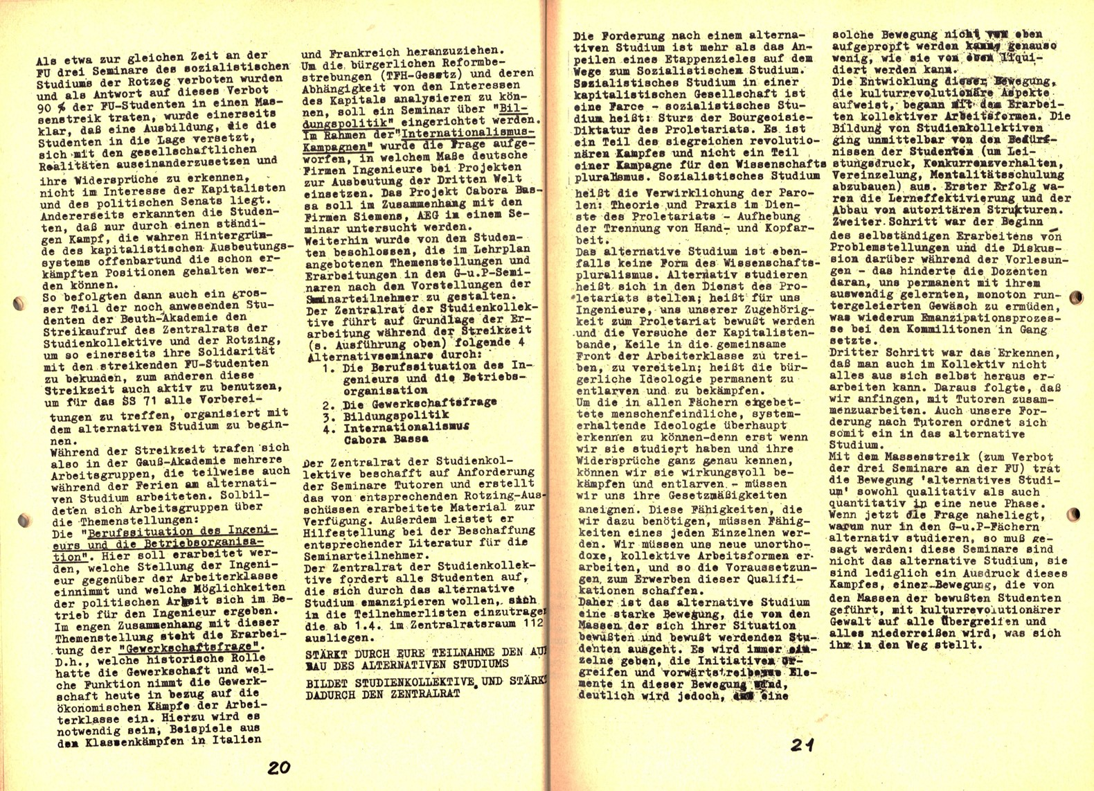 Berlin_Rotzing_1971_Kampfbericht_11