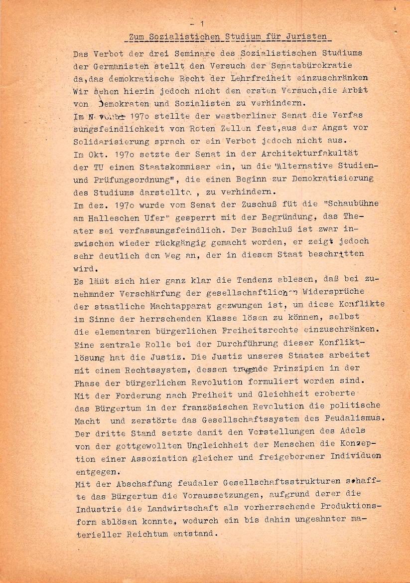 Berlin_RotzJur_1971_Sozialistisches_Studium_12