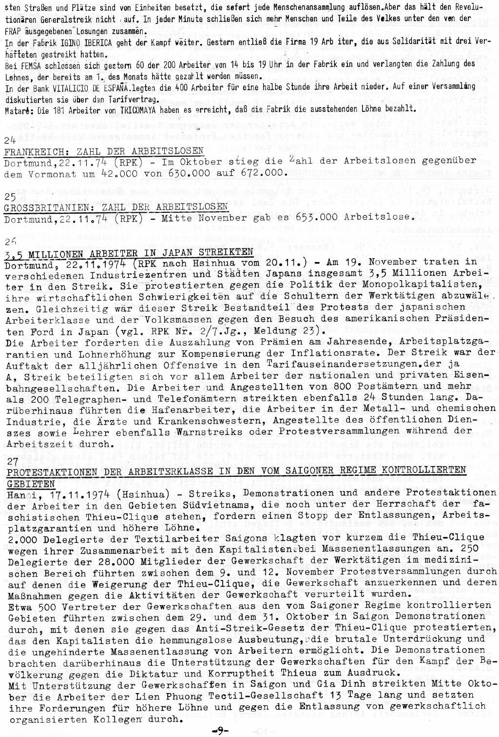 RPK_Pressedienst_1974_03_09