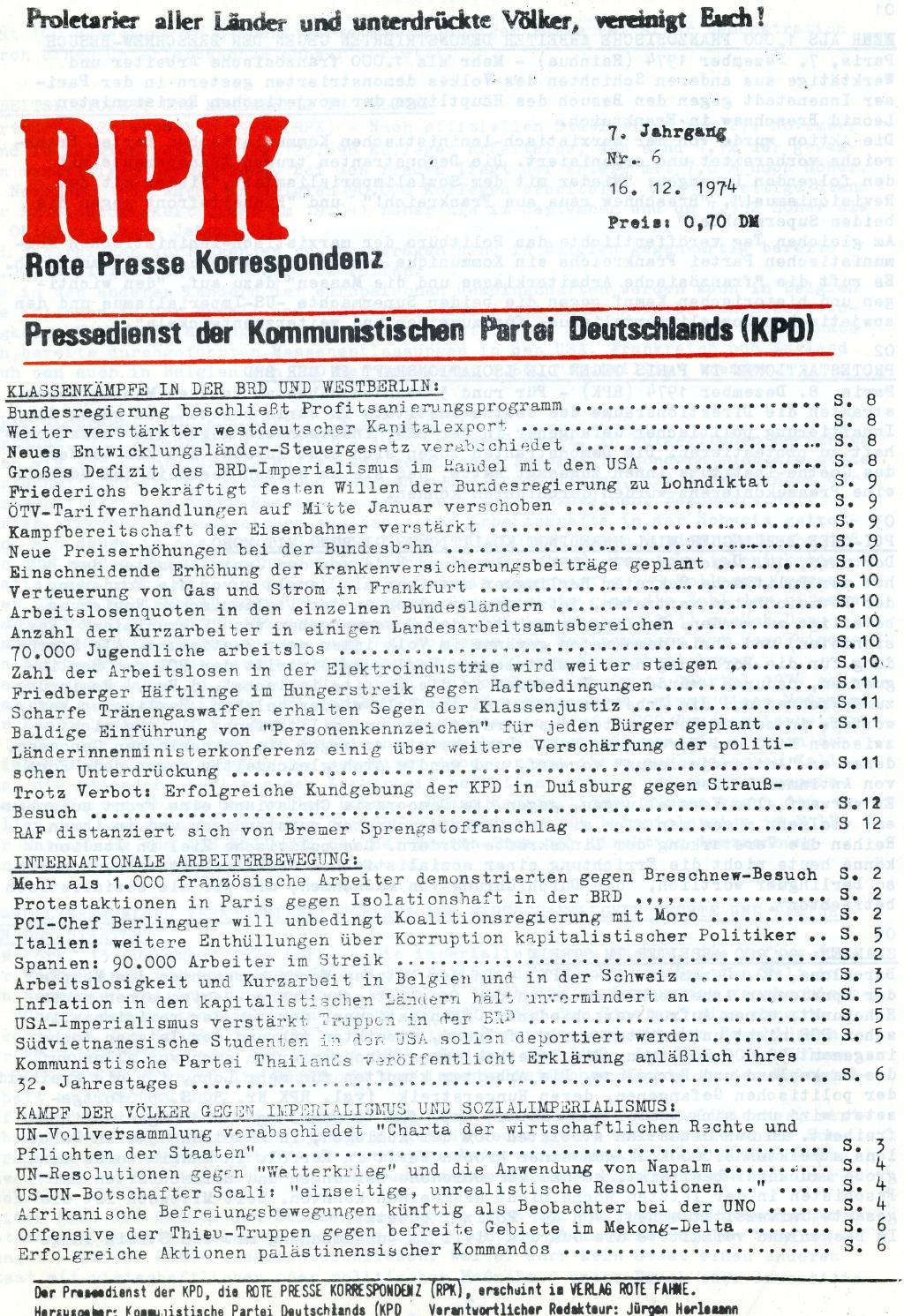 RPK_Pressedienst_1974_06_01