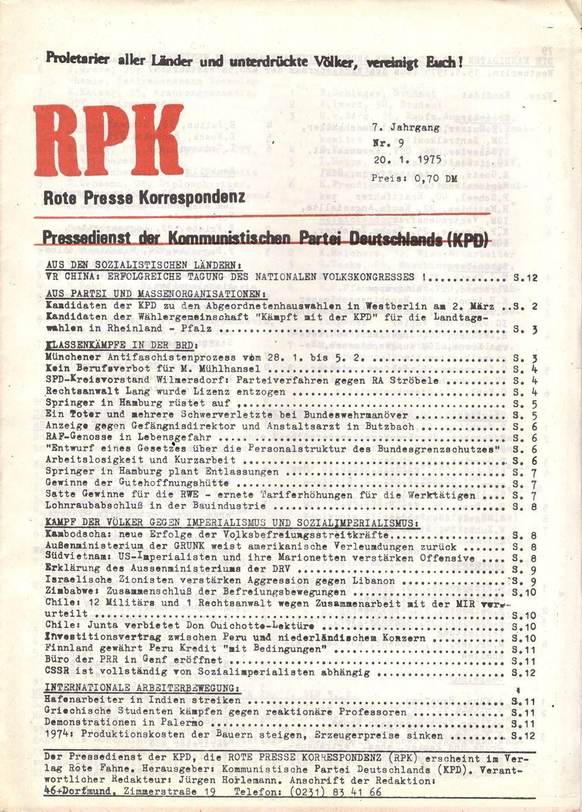RPK_Pressedienst_1975_09_01