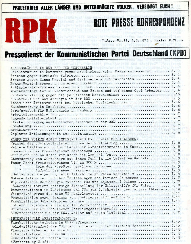 RPK_Pressedienst_1975_11_01