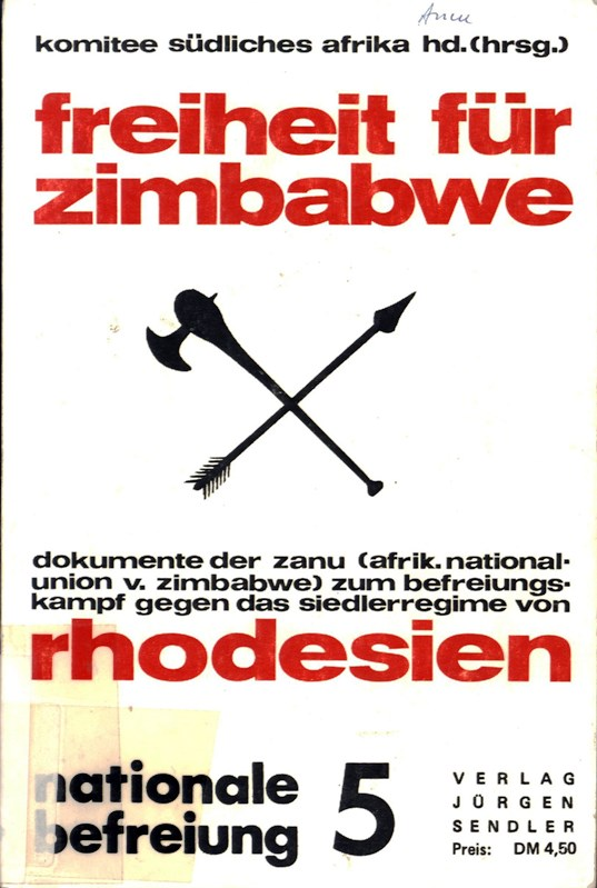 Heidelberg_INT_KSA_1974_Zimbabwe_01