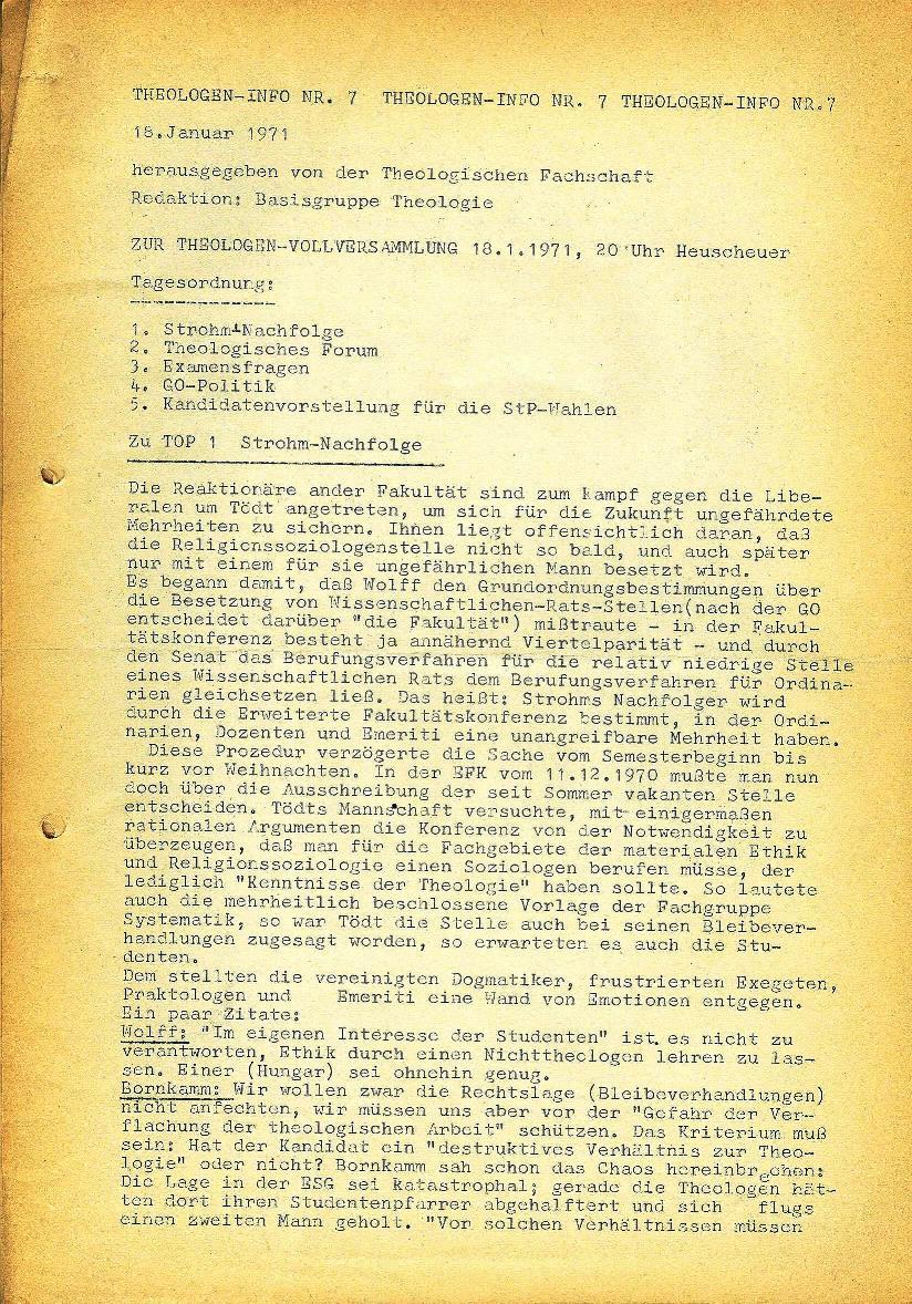 Heidelberg_Theologen_Info_1971_07_01
