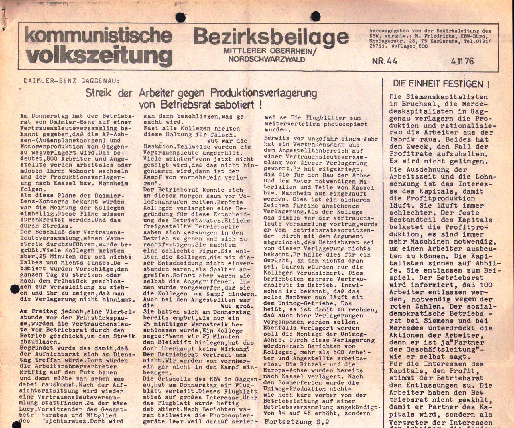 Oberrhein_KVZ206