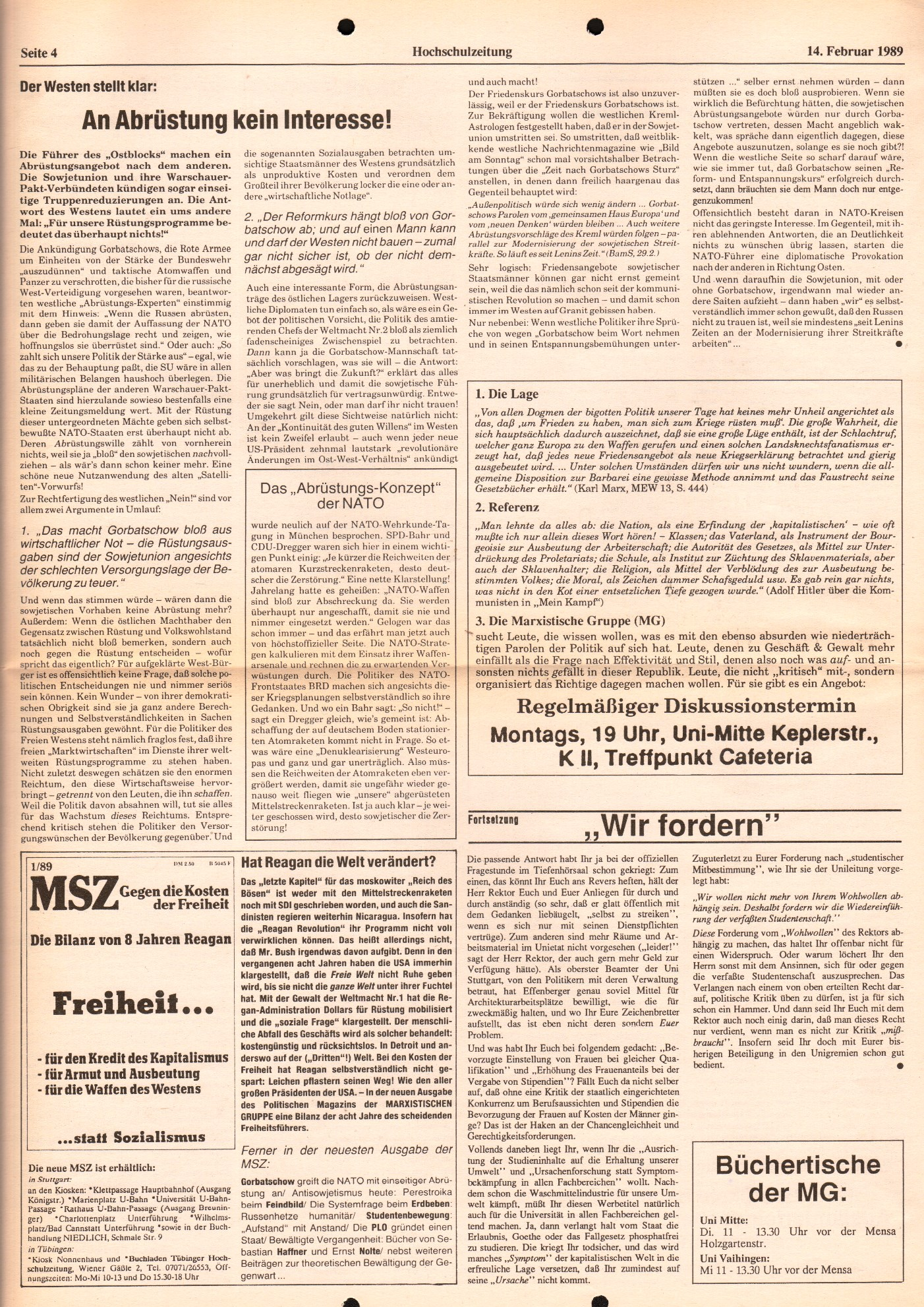 Stuttgart_MG_Hochschulzeitung_1989_03_04
