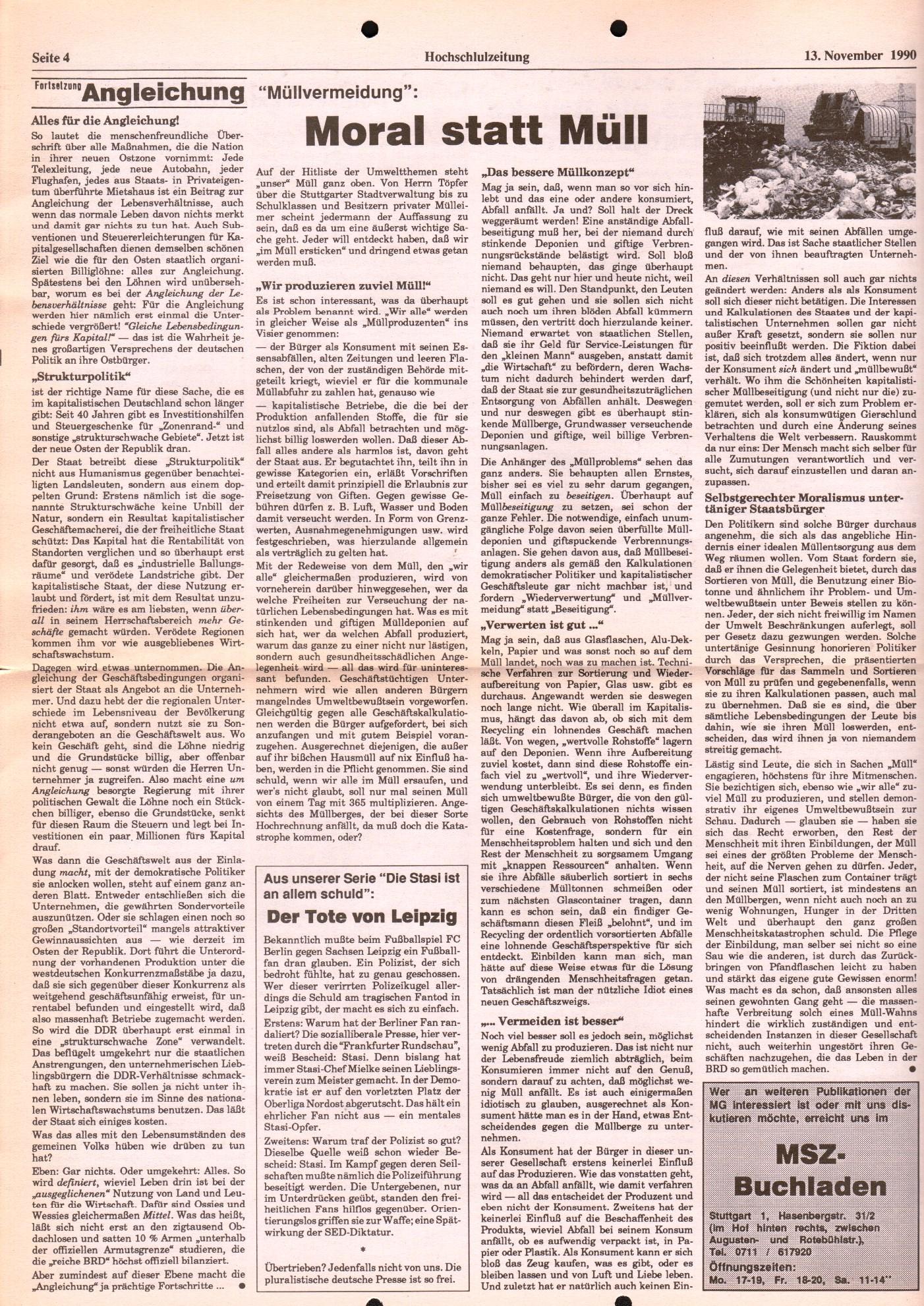 Stuttgart_MG_Hochschulzeitung_1990_12_04