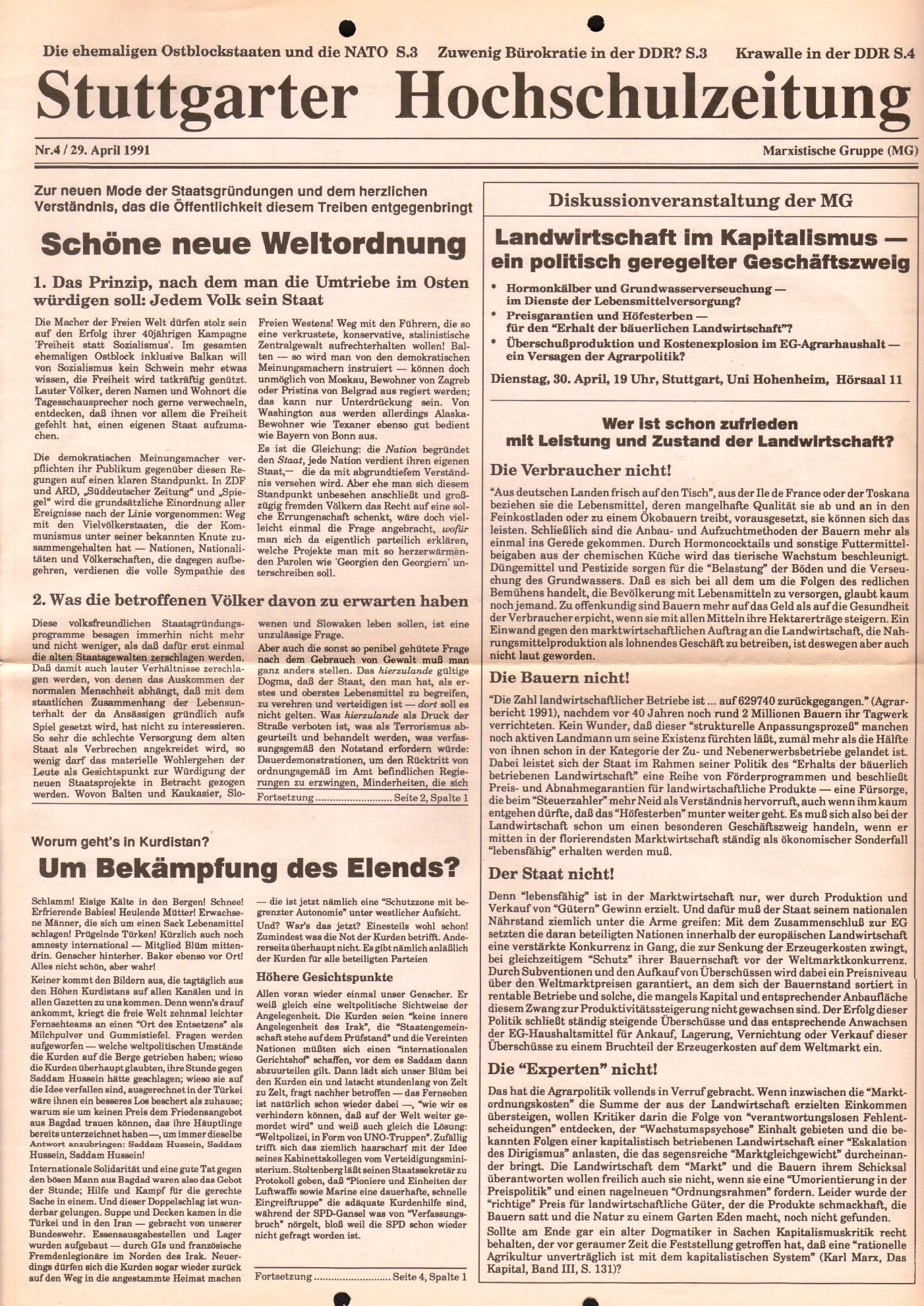 Stuttgart_MG_Hochschulzeitung_1991_04_01