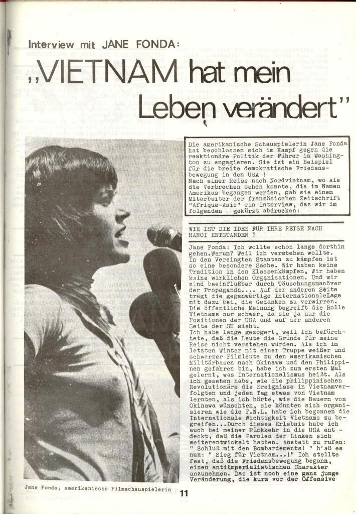 Schulkampf _ Zeitung des KOB, Nr. 1/73, Seite 11