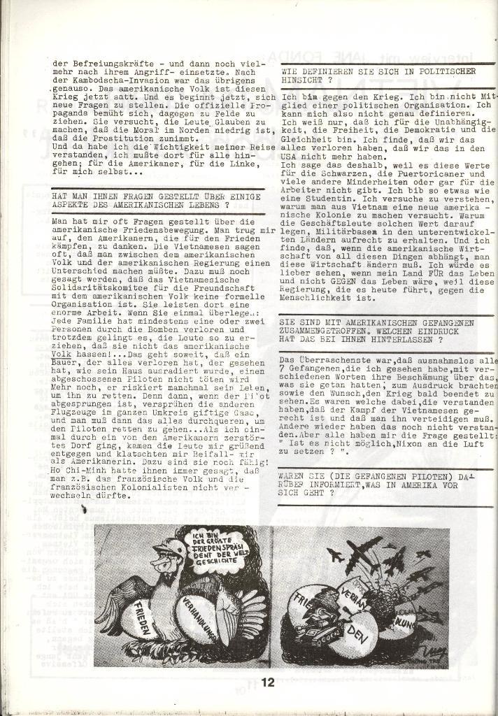 Schulkampf _ Zeitung des KOB, Nr. 1/73, Seite 12