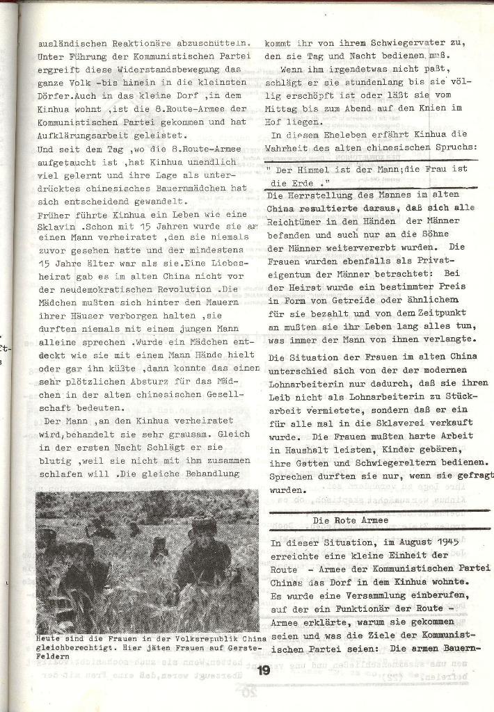 Schulkampf _ Zeitung des KOB, Nr. 3/73, Seite 19