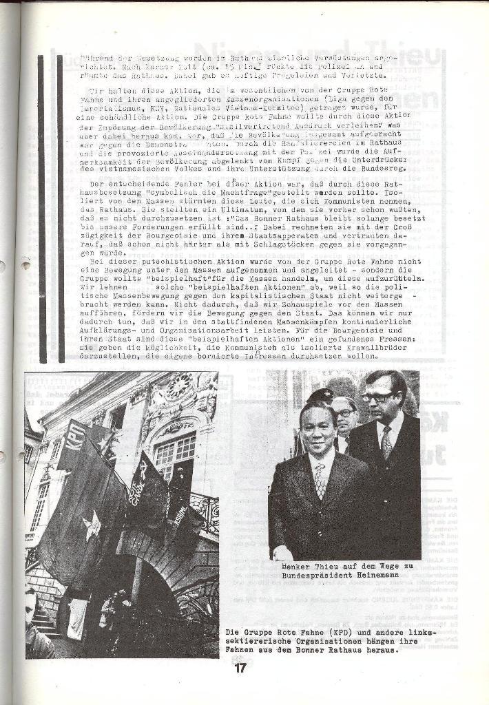 Schulkampf _ Zeitung des KOB, Nr. 5/73, Seite 17