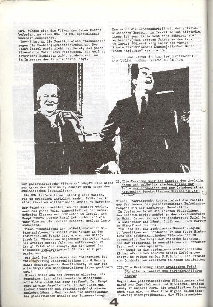 Schulkampf _ Zeitung des KOB, Nr. 9/73, Seite 4