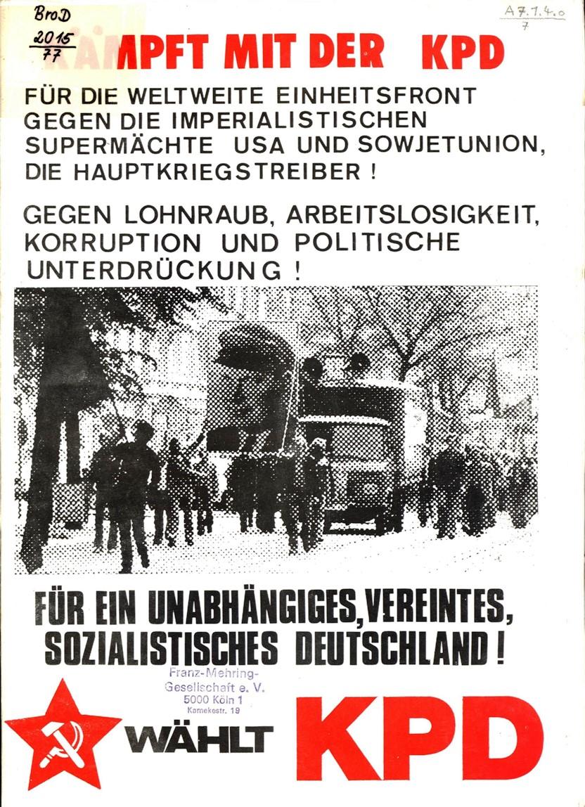 Bremen_KPDAO_1975_Buergerschaftswahl_01