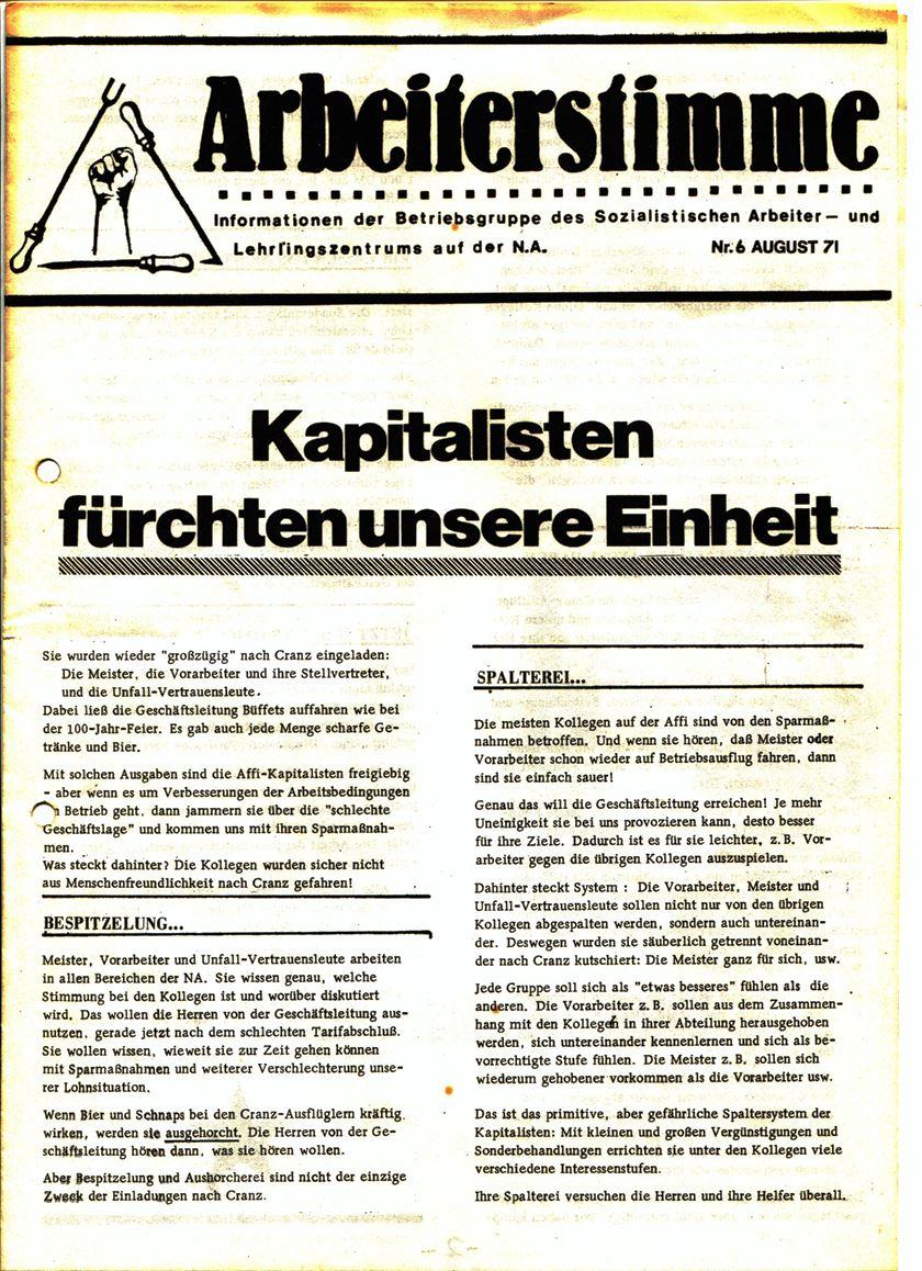 Hamburg_Norddeutsche_Affinerie_SALZ_Arbeiterstimme_1971_Nr_6_01