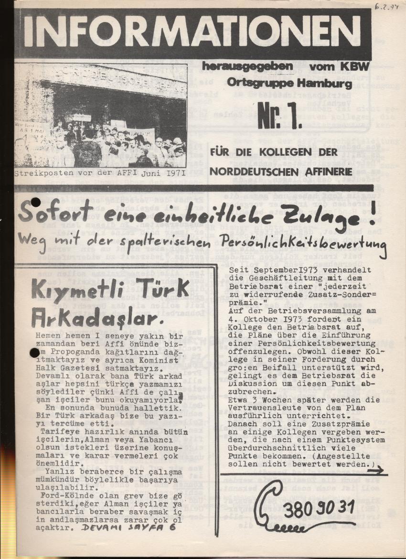 Hamburg_Norddeutsche_Affinerie_KBW_Informationen_1974_Nr_1_110