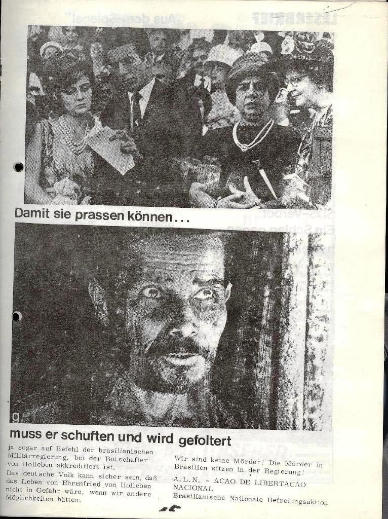 Blohm und Voss Arbeiterzeitung, Nr. 3, Jg. 1, Juli/August 1970, Seite 15