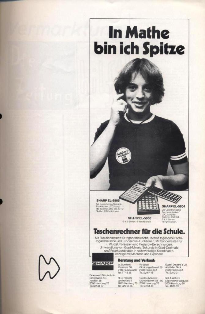 Dialog _ Zeitung für das Gymnasium Rahlstedt, Nr. 2/1977, Seite 6a