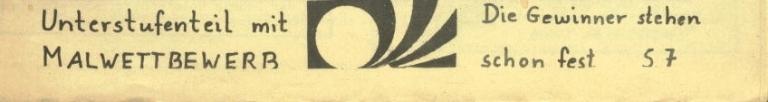 Durchbruch _ Rahlstedter Schülerpresse, 2. Jg., 1974, Nr. 3, Seite 1a